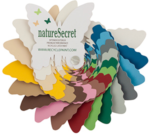 NatureSecret Colour Selection