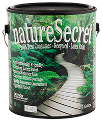 NatureSecret Paint Can